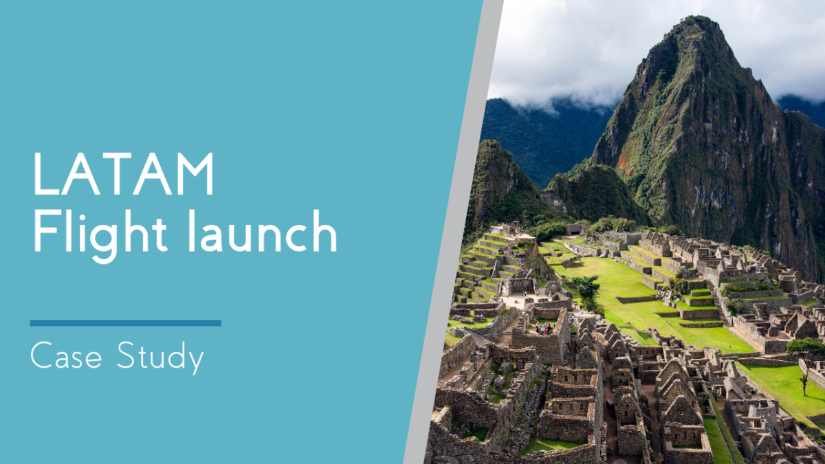 LATAM Airlines: The Flavours of South America